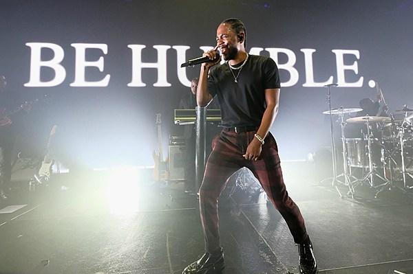 Kendrick Lamar's 'DAMN.' Wins Album of the Year at the ...