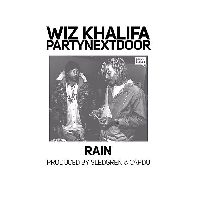 Wiz Khalifa and PartyNextDoor Don't Hold Back for New Song 'Rain' -