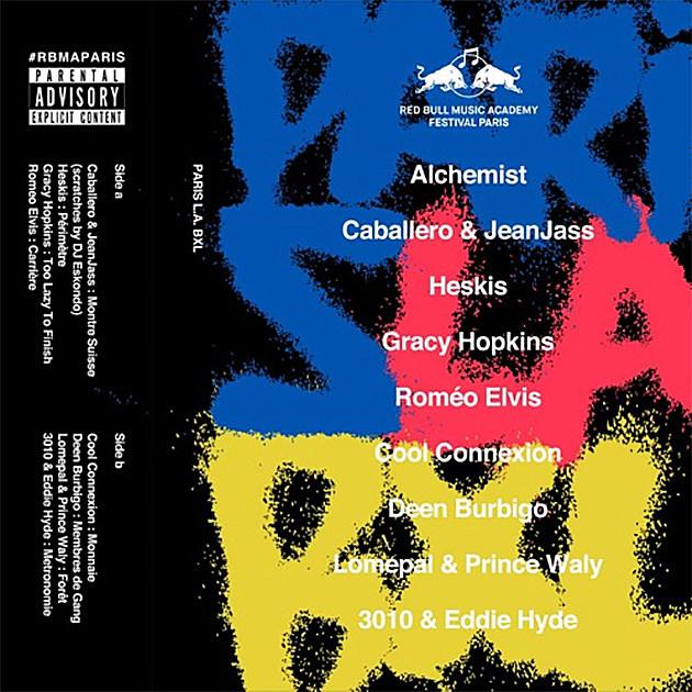 alchemist drops paris l a brussels mixtape with overseas rappers xxl. Black Bedroom Furniture Sets. Home Design Ideas