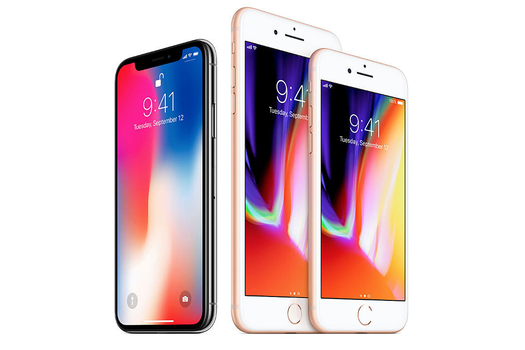 Apple Introduces The New Iphone 8 And Iphone X Xxl