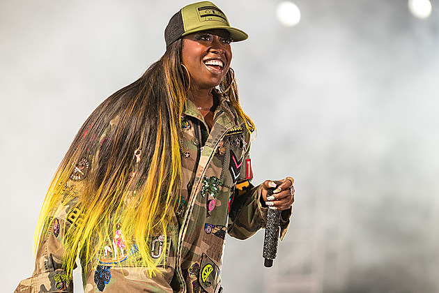 Missy Elliott to Perform at VH1's 'Hip Hop Honors: The '90s Game Changers'