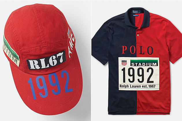 Ralph Lauren polo has adopted the classic of the past