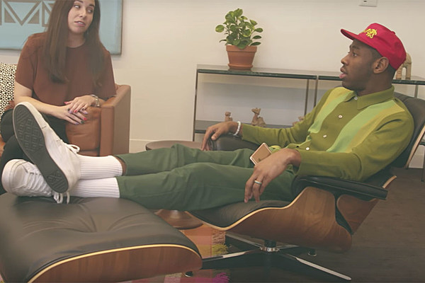 Watch Tyler The Creator Make His Own 4 000 Eames Chair Xxl