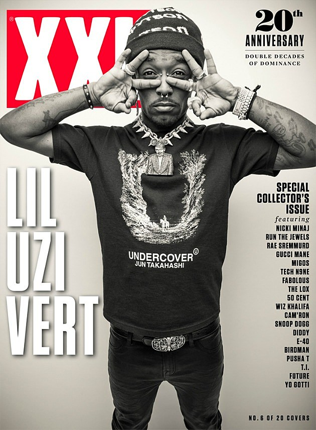 Watch Lil Uzi Vert S Xxl 20th Anniversary Cover Story