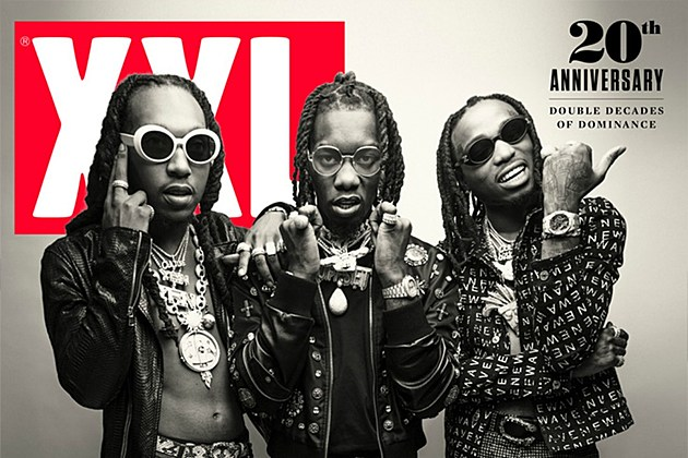 Travis Shinn for XXL