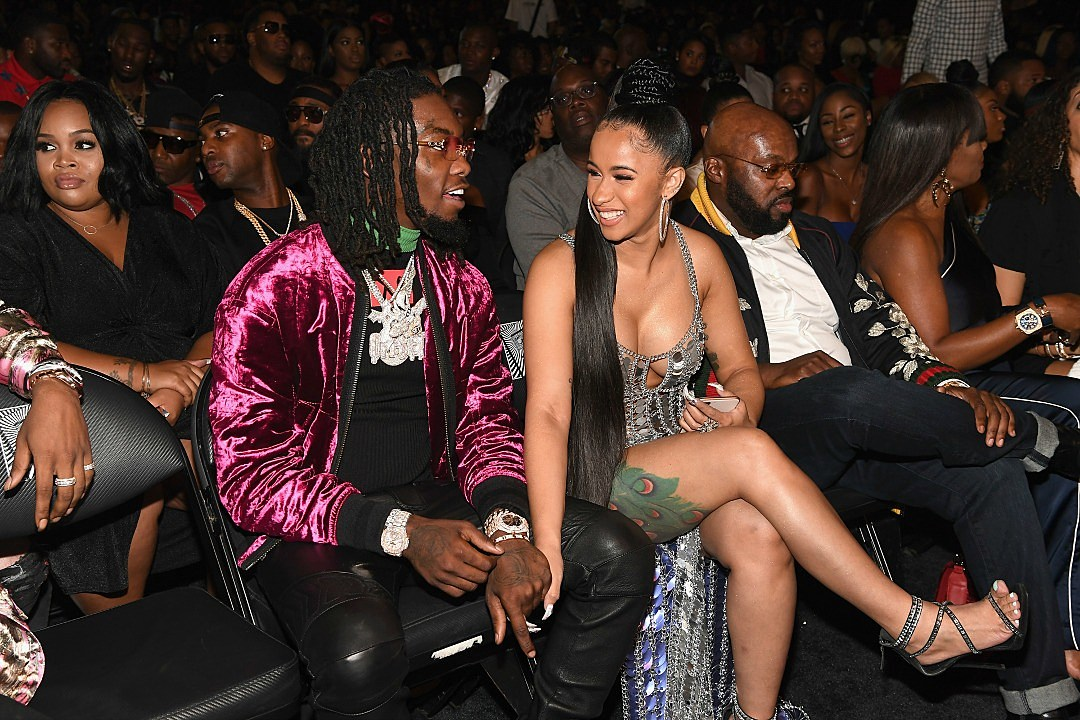Offset Cardi B Um Yeah Instrumental: Offset And Cardi B Link On New Song ''Um Yea''