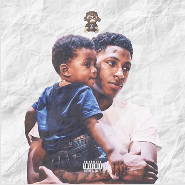 Youngboy Never Broke Again Ain't Too Long Cover art