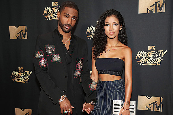 Jhene Aiko Gets Portrait of Big Sean Tattooed on Her Arm - XXL