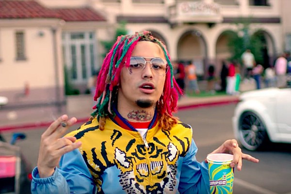 Lil pump s 39 39 gucci gang 39 39 is shortest top 10 hit since for Lil pump gucci tattoo