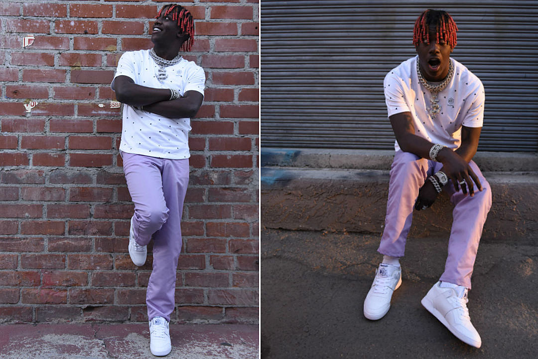 ad63e105d73323 Lil Yachty Signs Partnership With Reebok – Power102Jamz