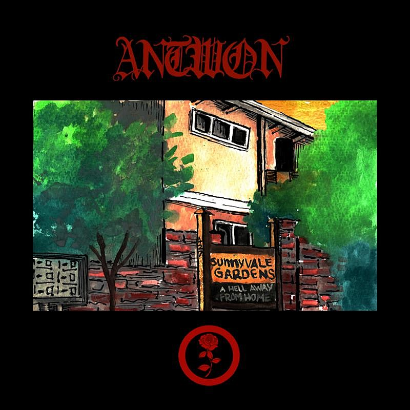 Antwon Drops New Song '94s,' Reveals Tracklist for 'Sunnyvale Gardens' Mixtape -