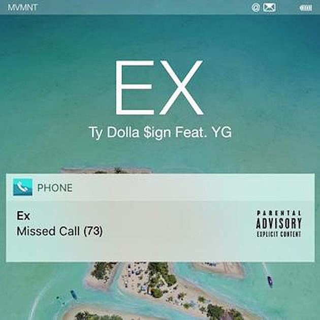 Ty Dolla Sign and YG Reunite on 'Ex'