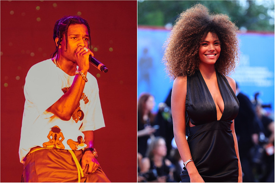 Who is asap rocky dating