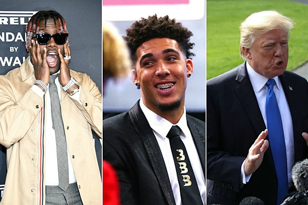 Lil Yachty Doesn 39 T Think Trump Got Liangelo Ball Back To