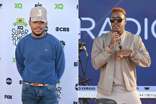 Chance Christmas Album.Chance The Rapper And Jeremih To Team Up For Christmas Album
