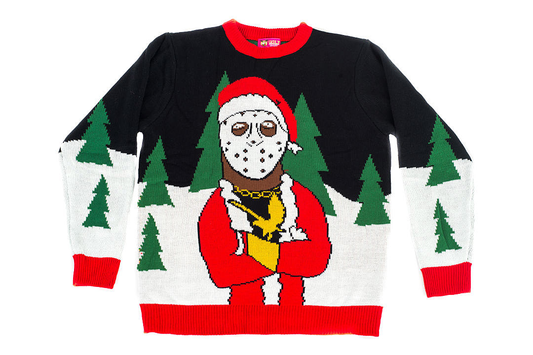 Ghostface Killah Releases Golden Eagle Ugly Christmas Sweater - XXL