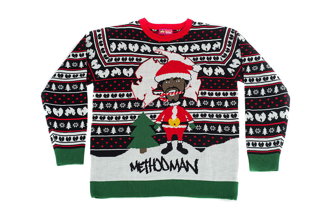 method man releases ugly sweater for christmas xxl