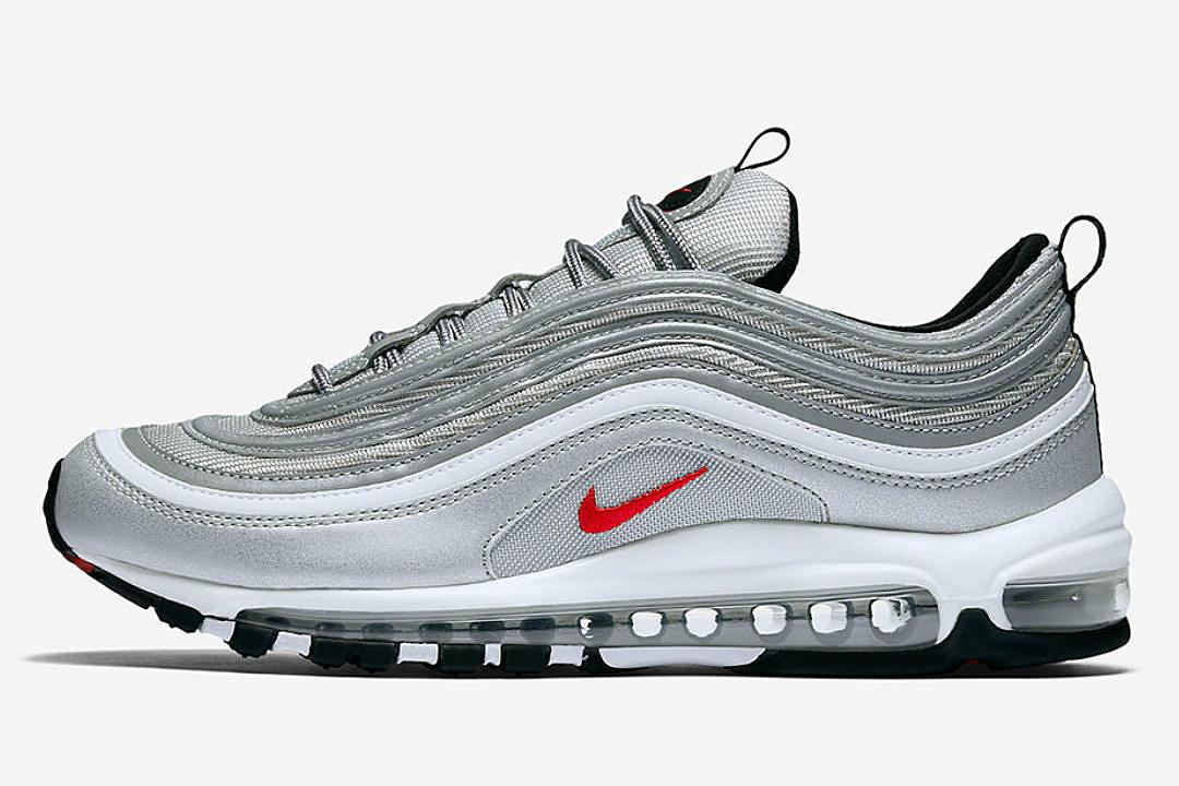 Nike Airmax 97 Silver Bullet Black Friday