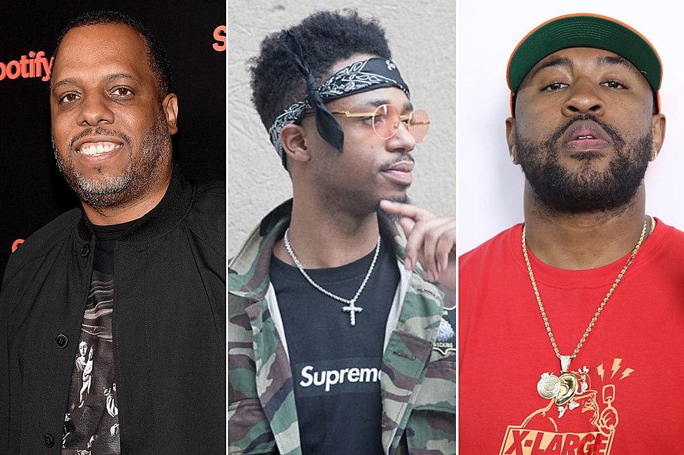 30 of the Best Hip-Hop Producers of 2017