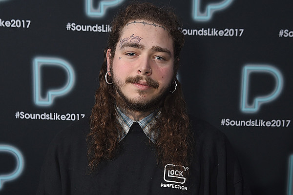 Post Malone Gets His Own Snapchat Filter - XXL