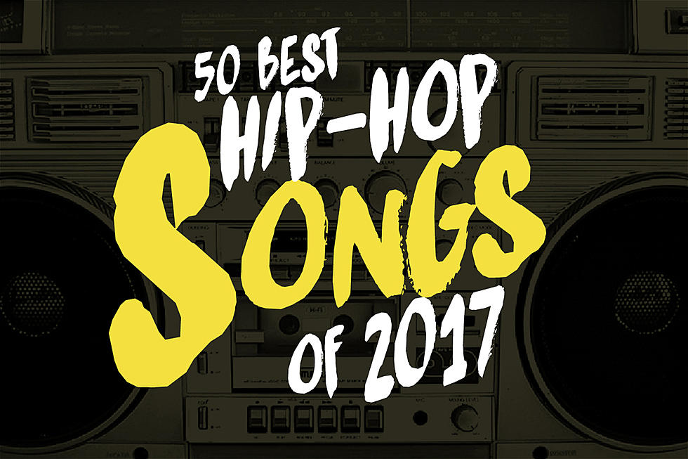 50 Of The Best Hip Hop Songs 2017