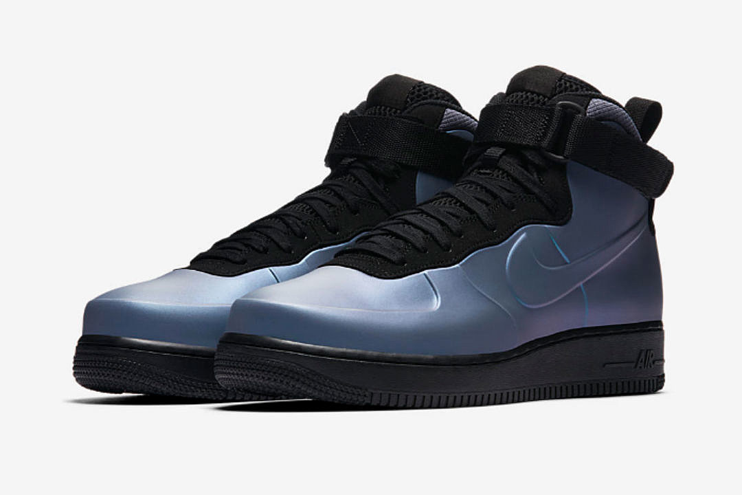 Nike To Release Air Force 1 Foamposite Cup Light Carbon Sneakers L