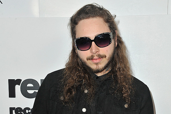 Post Malone Feels There's a Struggle Being a White Rapper ...