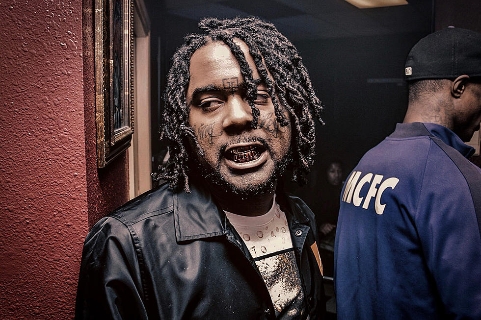 03 Greedo Turns Himself In to Serve 20-Year Prison Sentence - XXL on