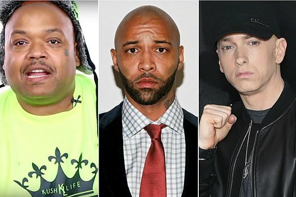 Bizarre: Eminem Disses Joe Budden on ''Chloraseptic (Remix)'' - XXL