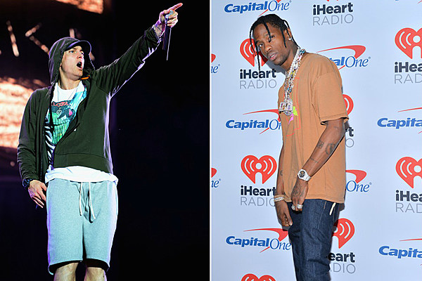 Eminem and Travis Scott Among 2018 Governors Ball Headliners - XXL