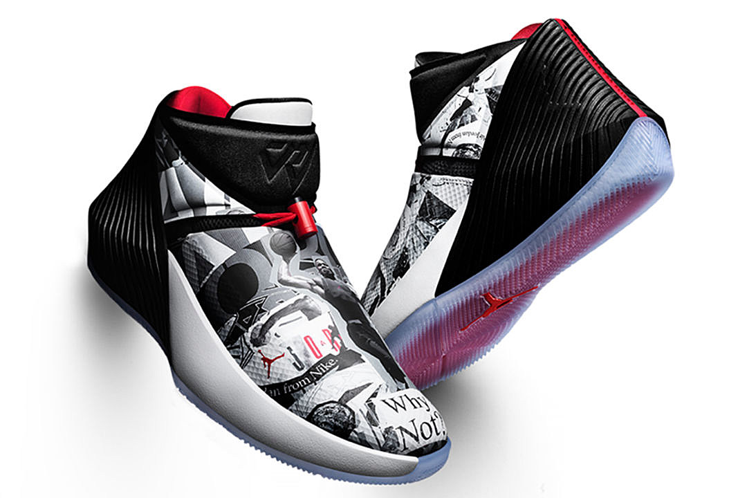 russell westbrook new jordan shoes