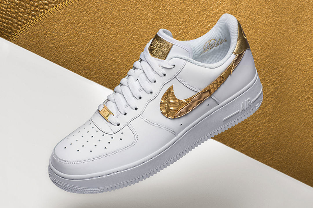 Nike Announces Release Date for Air Force 1 CR7