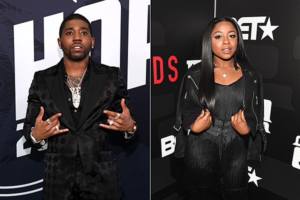 YFN Lucci and Reginae Carter Spark Dating Rumors   TYPICA