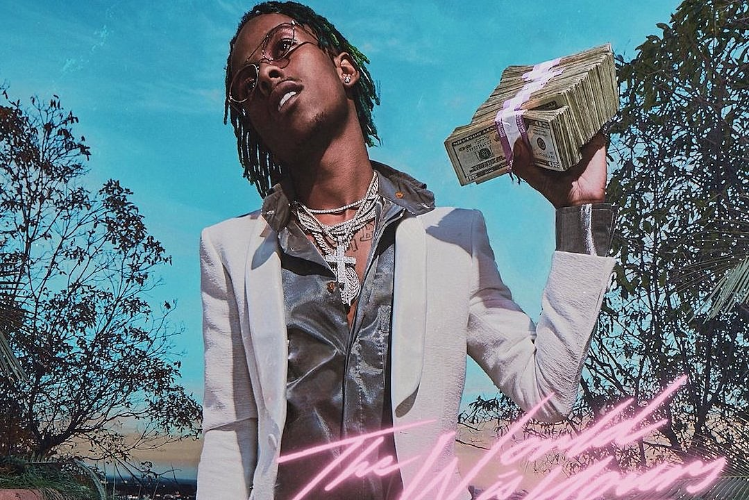 Rich the kid shares the world is yours album cover - The world is yours wallpaper ...