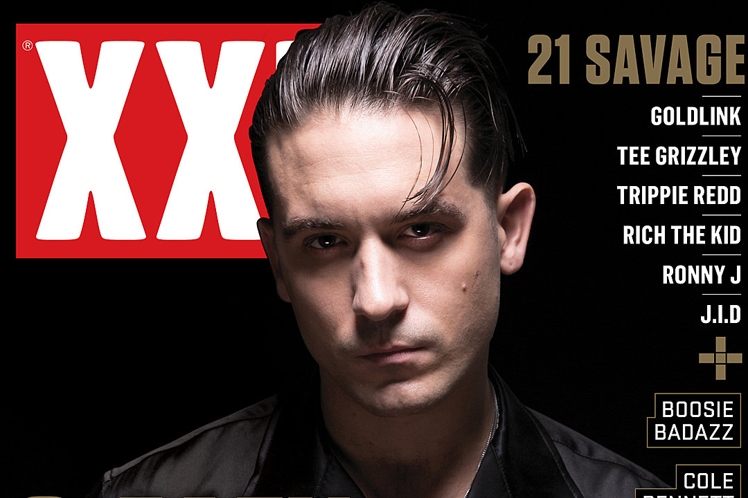 G-Eazy Uses His XXL Magazine Cover as ID at the Airport