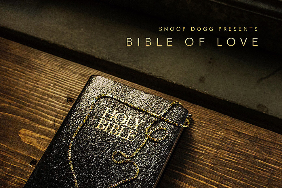 Image result for snoop dogg bible of love album