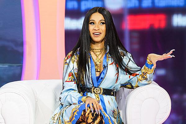 Cardi B Rap: Cardi B Wins Top Rap Female Artist At 2018 Billboard Music