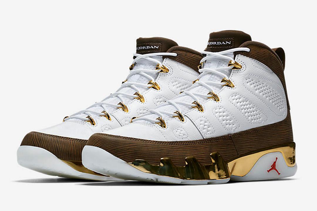 33fa927e1cd Jordan Brand Unveils Air Jordan IX Melo Mop Sneakers – Gates Street Heat