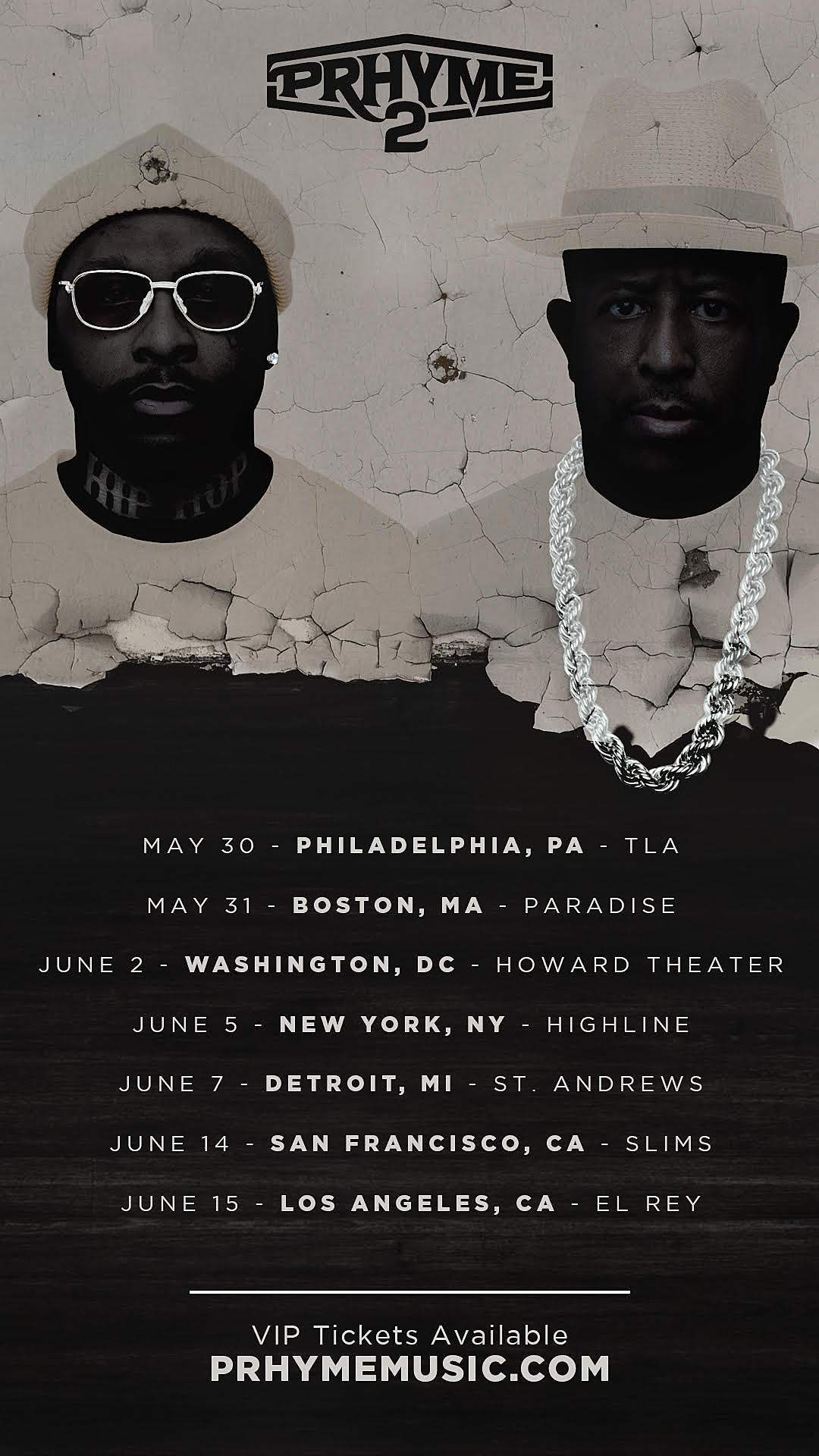 Royce 59 And Dj Premier Unveil Dates For Prhyme 2 Tour Xxl