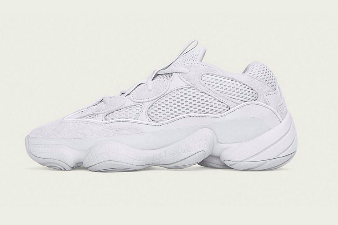 4e80ff878 A new colorway of the Adidas Yeezy 500 has surfaced online. Previewed  earlier today by Yeezy Mafia via their Instagram account