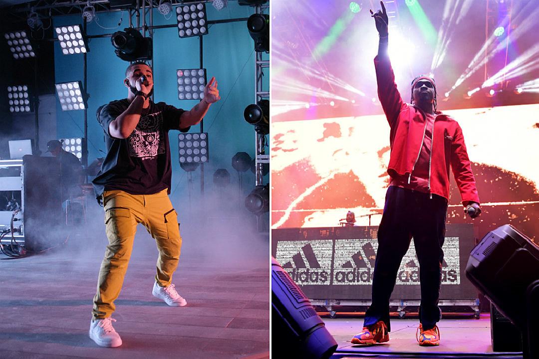 Drake Sends PushaTs Record Label A Invoice XXL - Drake invoice