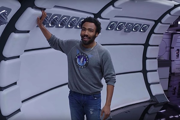 Childish Gambino Shows Off His Millennium Falcon from ...