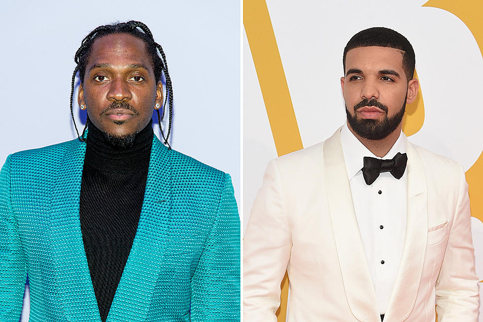 PushaT Wants Invoice From Drake After Dropping Duppy Freestyle XXL - Drake invoice