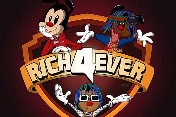 550ab9e6d7d995 Rich The Kid Shares Release Date for  Rich Forever 4  Mixtape ...