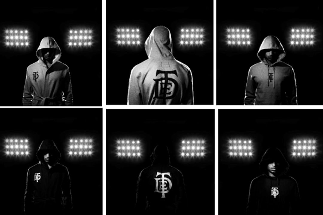 9d3370f3f7f TDE and Reigning Champ Unveil Apparel Capsule Collection – Power102Jamz