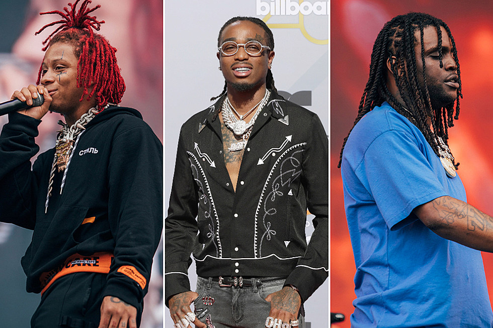 Trippie Redd Previews New Songs With Quavo And Chief Keef