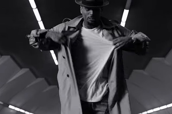 Chris Brown Drops Old-School Inspired Video for