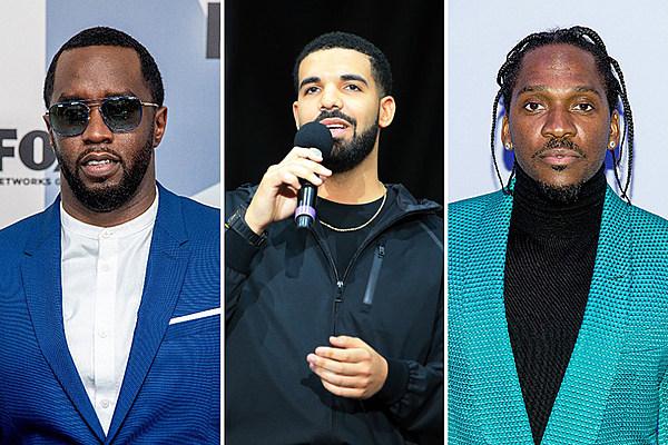 Diddy Believes Pusha-T-Drake's Beef Is Similar to Tupac & Biggie - XXL