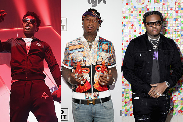 Moneybagg Yo Taps Lil Baby Gunna And More For Bet On Me
