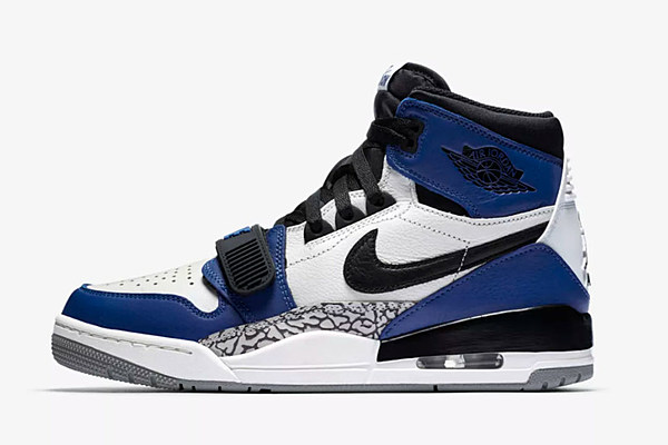 bb2945cb9bd9 Jordan Brand Announces Release Date for Legacy 312 Storm Blue ...
